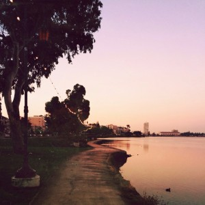 lakemerritt early run