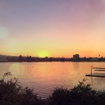 lake merritt sunrise